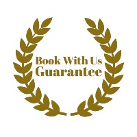 Book With Us Guarantee