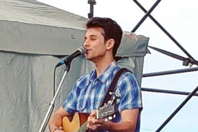 Trent Herrera Singing